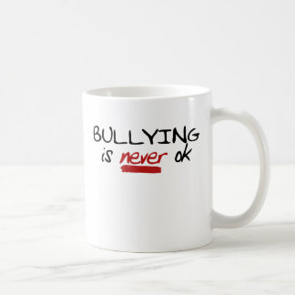 Bullying is Never OK Mug