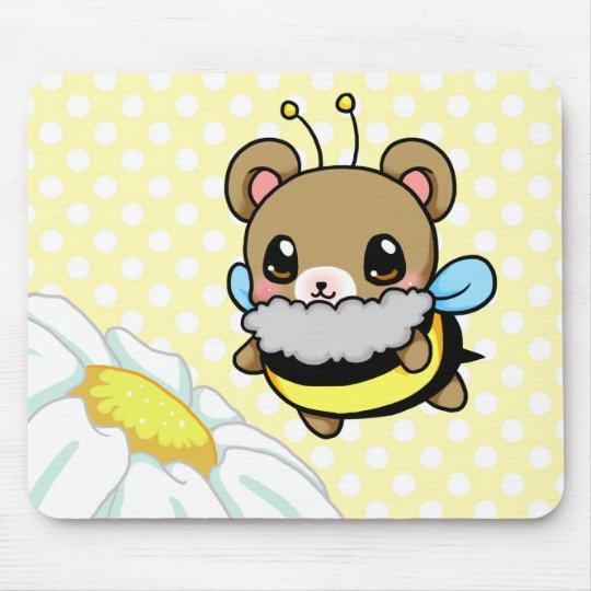 Bumble Bear Mouse Mat