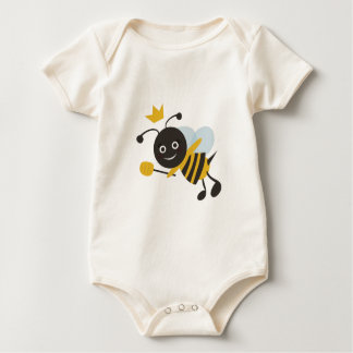 Bumble Bee Baby Bodysuit