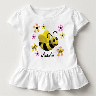 Bumble Bee Baby Girl Shower Toddler T-Shirt