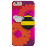 Bumble Bee Barely There iPhone 6 Plus Case