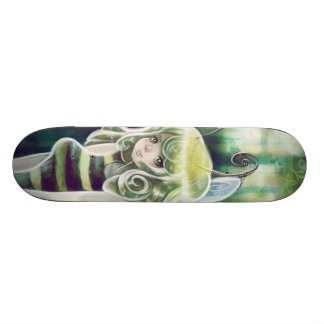 Bumble Bee Blond Fairy Skateboards