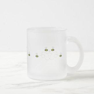 Bumble Bee Bow Mug
