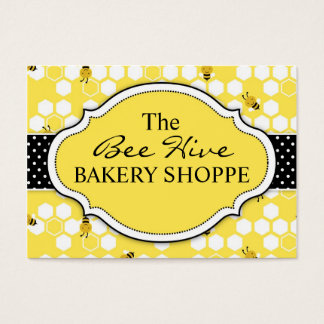 Bumble Bee Business Card 2