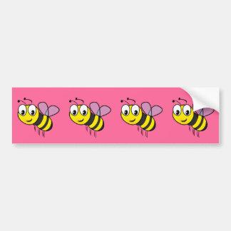 Bumble Bee, Buzz Bumper Sticker