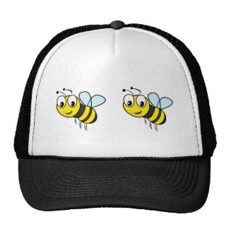 Bumble Bee, Buzz Mesh Hats