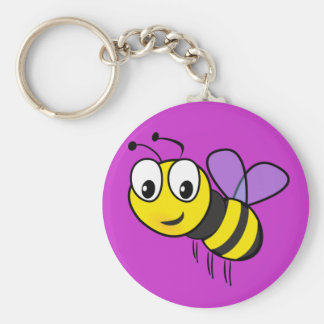 Bumble Bee, Buzz Key Ring