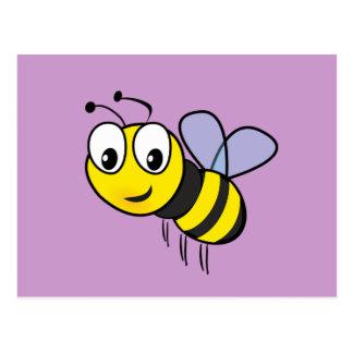 Bumble Bee, Buzz Postcards