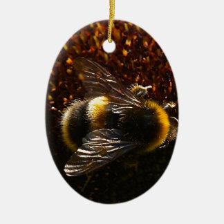 Bumble Bee Christmas Ornament