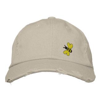 Bumble Bee Baseball Cap