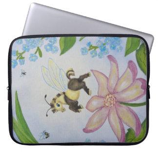 Bumble Bee Fantasy  Horse Laptop Sleeve