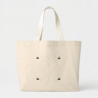 Bumble Bee Love Bag