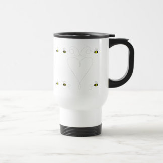 Bumble Bee Love Mug
