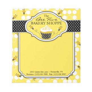 Bumble Bee Mini Notepad