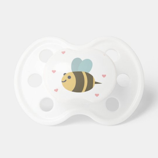 Bumble Bee Pacifier