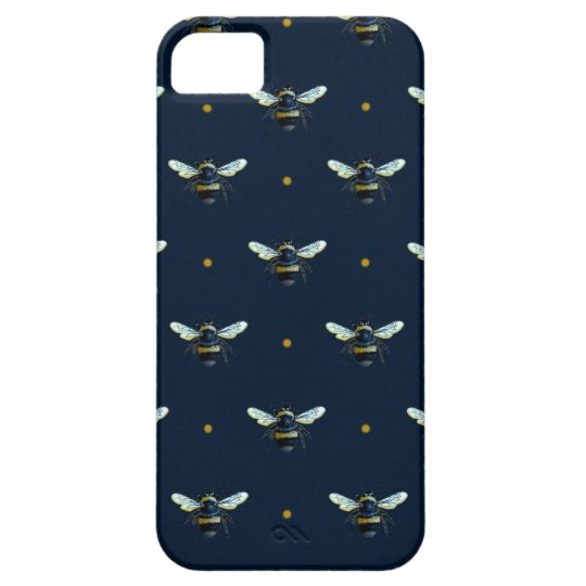 Bumble bee pattern design for iIphone 5/5S Case