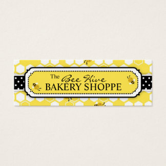 Bumble Bee Skinny Business Card