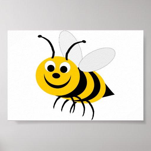 Bumble Bee Small Print