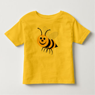 Bumble Bee Toddler Tee Shirt