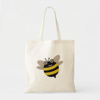 Bumble Bee Tote Budget Tote Bag