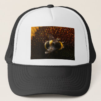 Bumble Bee Trucker Hat