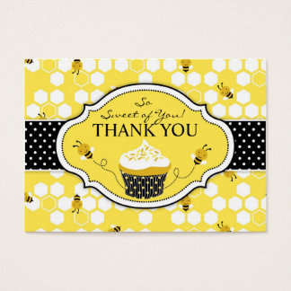 Bumble Bee TY Gift Tag
