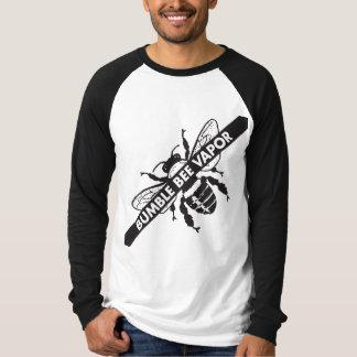 Bumble Bee Vapor Long Sleeve Tee Shirt