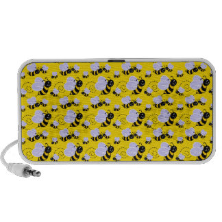 bumble bees iPod speaker