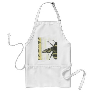 Bumble bees standard apron
