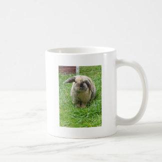 Bumble Rabbit Coffee Mug
