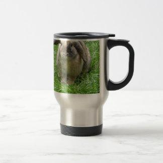 Bumble Rabbit Travel Mug