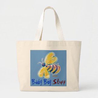 Bumblebee Baby Boy-x-large tote