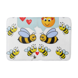Bumblebee Bathroom Accessories