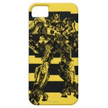 Bumblebee Bee Stripes iPhone 5 Cover