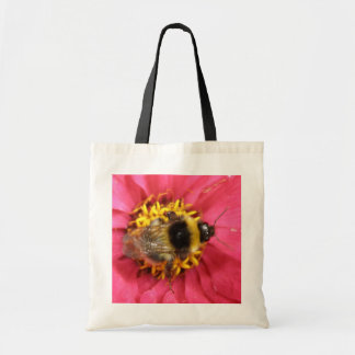 Bumblebee Budget Tote Bag