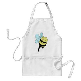 Bumblebee Cat Apron