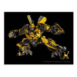 Bumblebee CGI 4 Postcard