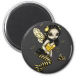 """Bumblebee Fairy"" Magnet"