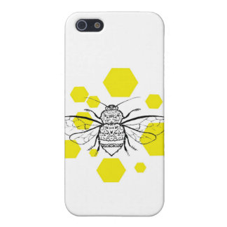 Bumblebee Hive Design Case iPhone 5 Cover