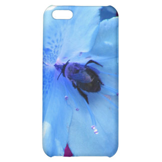 Bumblebee in Blue iPhone 5C Case