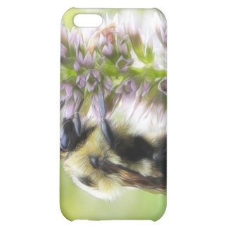 Bumblebee On Agastache Flower Case For iPhone 5C