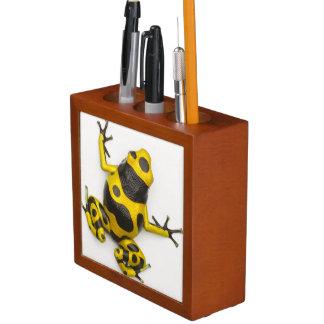 Bumblebee Poison Dart Frog Desk Organiser