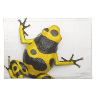 Bumblebee Poison Dart Frog Placemats