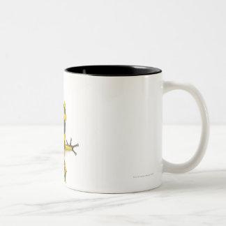 Bumblebee Poison Dart Frog Two-Tone Coffee Mug