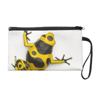 Bumblebee Poison Dart Frog Wristlet