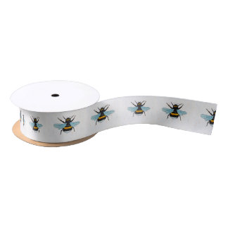 Bumblebee Satin Ribbon
