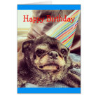 Bumblesnot greeting card: Happy Birthday Card