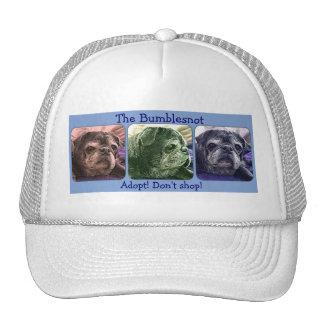 Bumblesnot hat: Color Me Bumble Cap