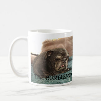 "Bumblesnot ""I Hate Mornings"" coffee mug"