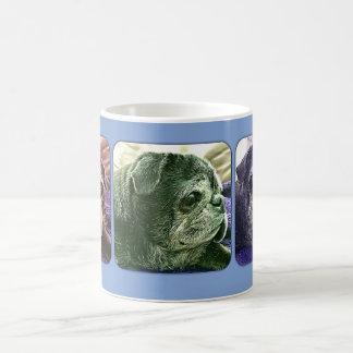 Bumblesnot mug: Color Me Bumble Coffee Mug